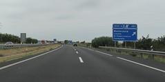A-2-23 (European Roads) Tags: a2 trrega bellpuig mollerussa lleida catalunya espaa autova