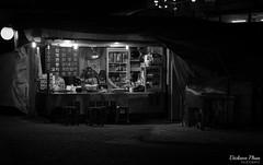 The struggle for survival (gunman47) Tags: ajumma asia asian b bw east ktx korea korean mono monochrome rok republic seoul sepia south station w alone black late night photography resilience shop stall street struggle survival white 서울 서울특별시 southkorea