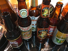 A Good Start :) (BKHagar *Kim*) Tags: bkhagar beer drinks bottles caps tops brother celebration reunion
