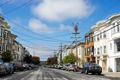 Suburb (antonin.verley) Tags: san francisco suburb street city travel photography explore usa california