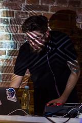 Trap Door x Adi Nowak / Miejsce X / 19.11.16 (Iga Lubczaska) Tags: concert creative culture trap door adi nowak trapdoor adinowak hiphop edm opole miejscex opak concertphotography lowlight 50mm