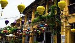 Vibrance (Xnalanx) Tags: asia buildings environment hoian lanterns lighting manmade objects places restaurant vietnam