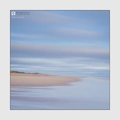 Delicate - The Sketches # 22 (Stuart Leche) Tags: beach chapelstleonards clouds dunes lincolnshire longexposure sand sea seascape serene serenity sky tranquility wash