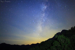 (ojang jerry) Tags: night nightscene starrynight sky milkyway galaxy space universe light