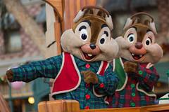 A Christmas Fantasy (jodykatin) Tags: chip dale achristmasfantasy parade acf disneyland