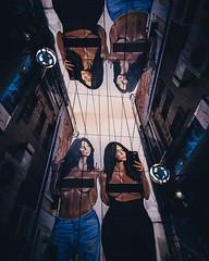 When two just isn't enough. (lucidddreamin') Tags: city cbd melbourne victoria australia buildings structure urban lushsux art graffiti kardashian kardashians naked street streetart citystreets