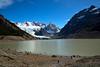 Laguna Torre (cheryl strahl) Tags: southamerica argentina patagonia torre cerrotorrerange mttorre mounttorre laketorre lagunatorre glacier glaciertorre trekking glaciallake