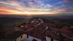 Treville (beppeverge) Tags: beppeverge colline countryside italy landscape monferrato paesaggioitaliano sunset tramonto