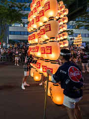 Akita Kanto Festival () Tags: japan panasonic  akita  natsumatsuri  kantou  714mm gx7