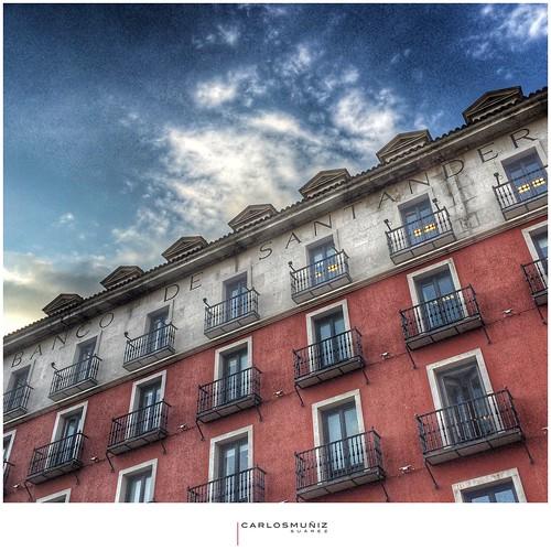 Banco de Santander [iPhone photo]