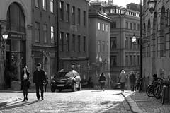 Enjoying Stockholm (Tommi H.) Tags: bw white black macro canon eos dc sweden stockholm sigma os stan sverige af gamla hsm 1770mm f284 60d