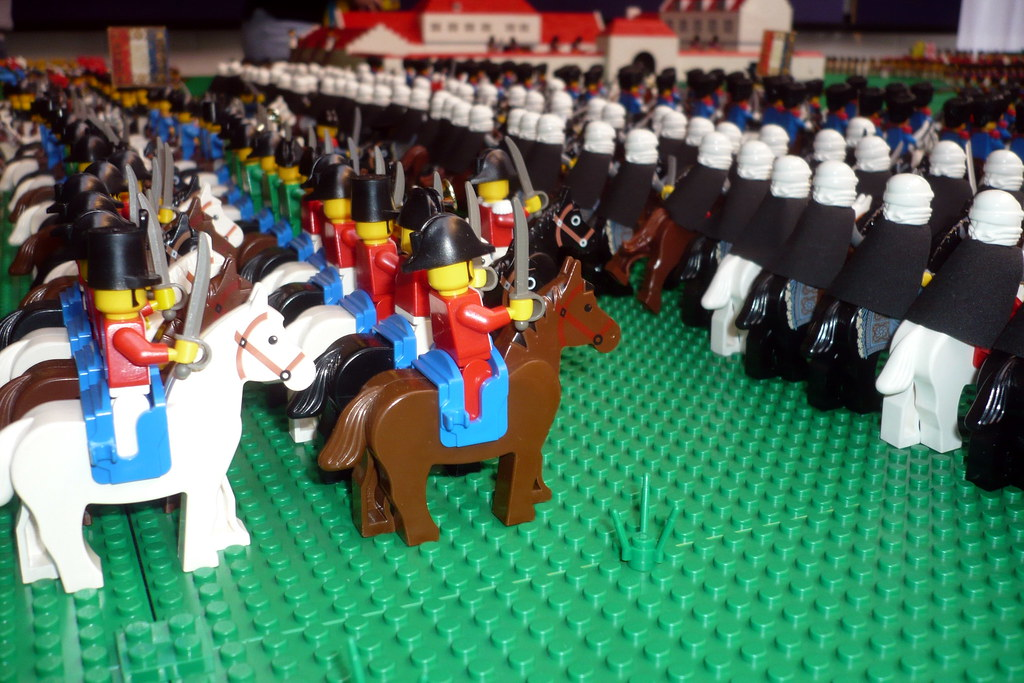 The World's Best Photos of bonaparte and lego - Flickr Hive Mind
