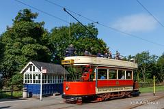 Southampton 45 20150919 Crich (steam60163) Tags: tram southampton trams crich nationaltramwaymuseum