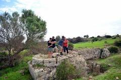 DSC_0863 (caterinaavino) Tags: temple ancient columns classics sicily classical sicilia segesta mozia mothia motya
