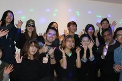 CSLI Karaoke Graduation Party 2015