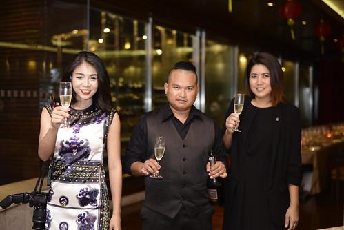 InAzia's Wine & Dine Affair