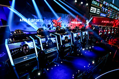 "AHQ vs IG - Game 1 (lolesports) Tags: paris europe lol worlds worldchampionship lms iwc lpl esports lcs lck ahq leagueoflegends groupstages nalcs lolesports eulcs ahqesports ""ledockpullman"""