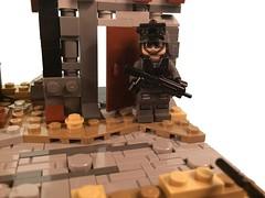 Operation Exterminator - 3 (Dyroth) Tags: lego scene minifig diorama minifigure customlego brickarms legomilitary legodiorama legowar dreth minifigcat legoblackops puppiesdying