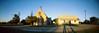 Greenough Village (JamCanSing) Tags: shadows village sundown australia pinhole velvia fujifilm slides fujichrome e6 westernaustralia greenough velvia50 reciprocity realitysosubtle