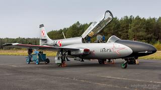 PZL-Mielec TS-11 Iskra / SP-YLL / sn 1H-0806