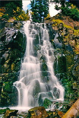 Lake City  waterfall (dreamer220) Tags: water waterfall gem emeral