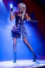 (waluntain) Tags: celebrity strange beautiful lady crazy famous performance fame odd kinky odds gaga ladygaga
