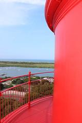Tower Cat Walk (California Will) Tags: lighthouse florida fl staugustine lighthousetrek