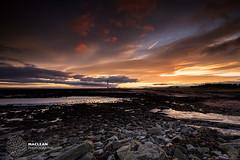 Barns Ness Sunrise (MacLeanPhotographic) Tags: sky lighthouse sunrise scotland fujifilm dunbar eastlothian xt1 barnsness lee09ndgrad fujinon1024mmf4