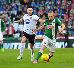 Dundalk v Cork City cup final photos (ExtratimePhotos) Tags: richie towell