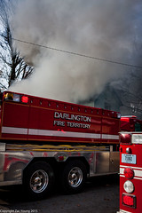 Darlington House Fire 2015 (TheEvillOnes) Tags: wood roof rescue house black hot home broken loss danger fire sadness glow accident destruction smoke ruin safety burning flame help burn disaster heat collapse damage fireman inferno ash nightmare firemen blaze emergency firefighter residential sorrow flaming firefighters insurance arson housefire destroy charred extinguish misfortune firedamage truss fireladder totalloss fireprevention fullyinvolved
