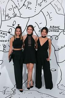Sara Koonar, Monica Markovinovic, Madelyn Chung