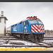 METRA 204, Joliet/IL, 2013/03/25