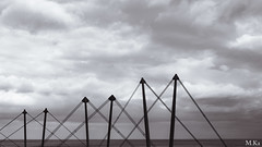 Dunkerque_1215-117 (Mich.Ka) Tags: bridge urban architecture town pont nordpasdecalais bâtiment ville dunkerque nord urbain grafic graphique