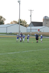 1441 (bubbaonthenet) Tags: 09292016 game stma community 4th grade youth football team 2 5 education tackle 4 blue vs 3 gold