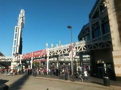 20161014_171116_Richtone(HDR) (reddawg5357) Tags: progressivefield clevelandindians cleveland clevelandohio chiefwahoo alcs indians tribetown tribetime mlb baseball bluejays