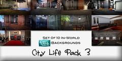 KaTink - City Life Pack 3 (Marit (Owner of KaTink)) Tags: katink my60lsecretsales annemaritjarvinen 60lsalesinsl 60l salesinsecondlife