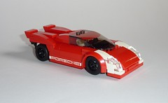 Porsche 917K (MOCs & Stuff) Tags: lego city town speed champions porsche 917k 75876