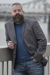 DSC_2728DavidBeardandStache4x6 (Mike WMB) Tags: beard mustache bear cub ohio river