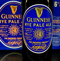 Guinness Rye Pale Ale - Dublin Ireland (mbell1975) Tags: chantilly virginia unitedstates us guinness rye pale ale dublin ireland beer bier pivo l cerveza birra cerveja piwo bira bire biere irish