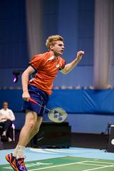 NBLmatch-5100-0387 (University of Derby) Tags: 5100 badminton nbl sportscentre universityofderby match