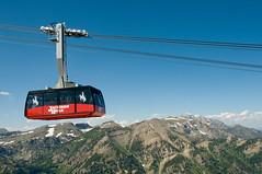Tram 13 (SNOW OPERADORA) Tags: summer lifts tetonvillage
