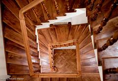 Wawel Castle staircase - I (Theunis Viljoen LRPS) Tags: krakow poland staircase wawelcastle night