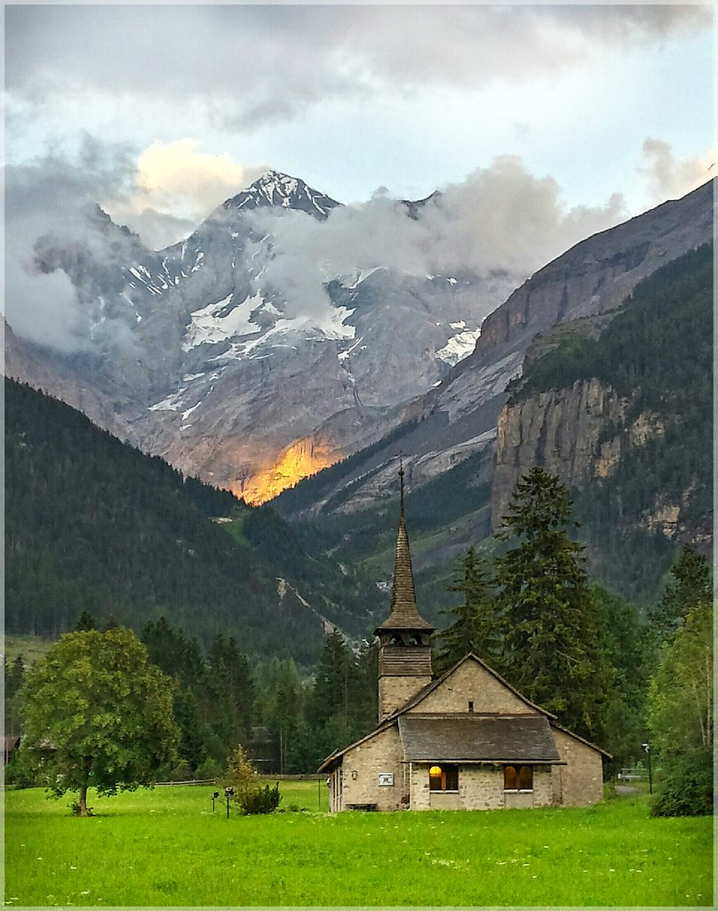 The World's Best Photos of alps and bernese - Flickr Hive Mind Bernese Alps, Switzerland