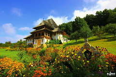 Barsana Monastery - Maramures Country
