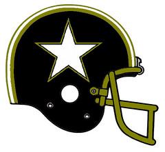 U.S. Military Academy Cadets (Flagman00) Tags: football helmet redesign fantasy arizona cardinals alternate us army logo usma military academy cadets