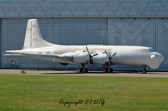 Canadair CP-107 Argus (CL-28) 10742 Canadian Armed Forces (EI-DTG) Tags: aircraftspotting planespotting ottawa canadaaviationandspacemuseum 09sep2016 preservedaircraft preserved aircraftmuseum canadianarmedforces vintageaircraft canadair propliner cp107 argus subhunter asw 10742 cl28