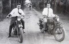 #Motorcycle riders, Barva, Heredia, Costa Rica, 1926 [960x610] #history #retro #vintage #dh #HistoryPorn http://ift.tt/2fZW4yC (Histolines) Tags: histolines history timeline retro vinatage motorcycle riders barva heredia costa rica 1926 960x610 vintage dh historyporn httpifttt2fzw4yc