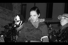 Prede e cacciatori (cicciobaudo) Tags: zombie zombiewalk codigoro cosplay bianco nero fucili soldati