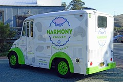 Harmony California Population 18 (F R Childers Photography) Tags: harmonycalifornia california hwy1 travel milktruck