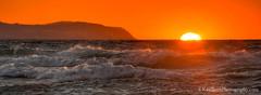 Lake Michigan ... sun set surf (Ken Scott) Tags: pyramidpoint sunset breakers orange leelanau michigan usa 2016 november fall autumn 45thparallel hdr kenscott kenscottphotography kenscottphotographycom freshwater greatlakes lakemichigan sbdnl sleepingbeardunenationallakeshore voted mostbeautifulplaceinamerica